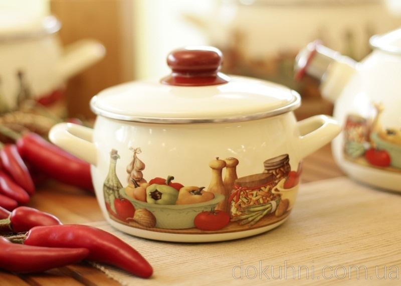 Эмалированная посуда Киев